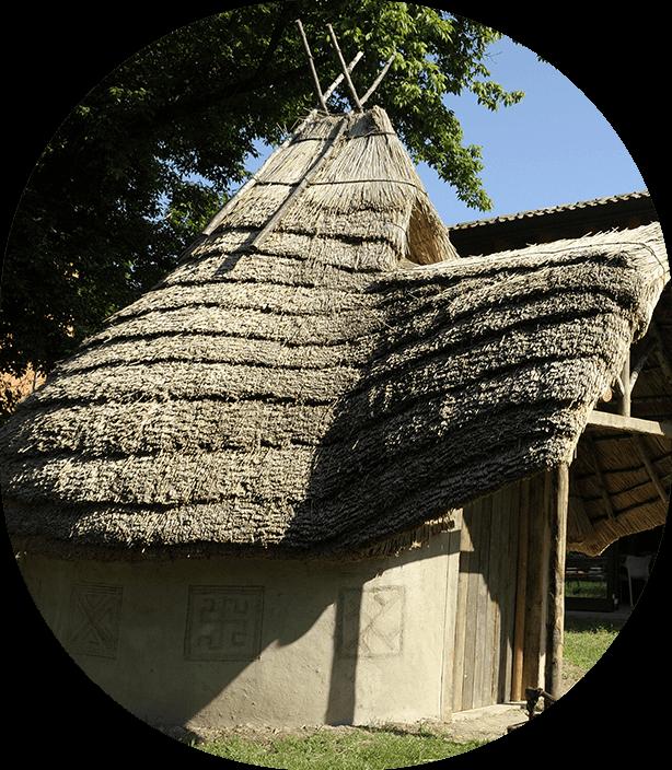 L'alba degli etruschi - Episodio n.2 - le abitazioni
