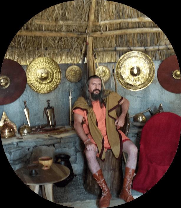 Episodio numero 4 - L'alba degli etruschi